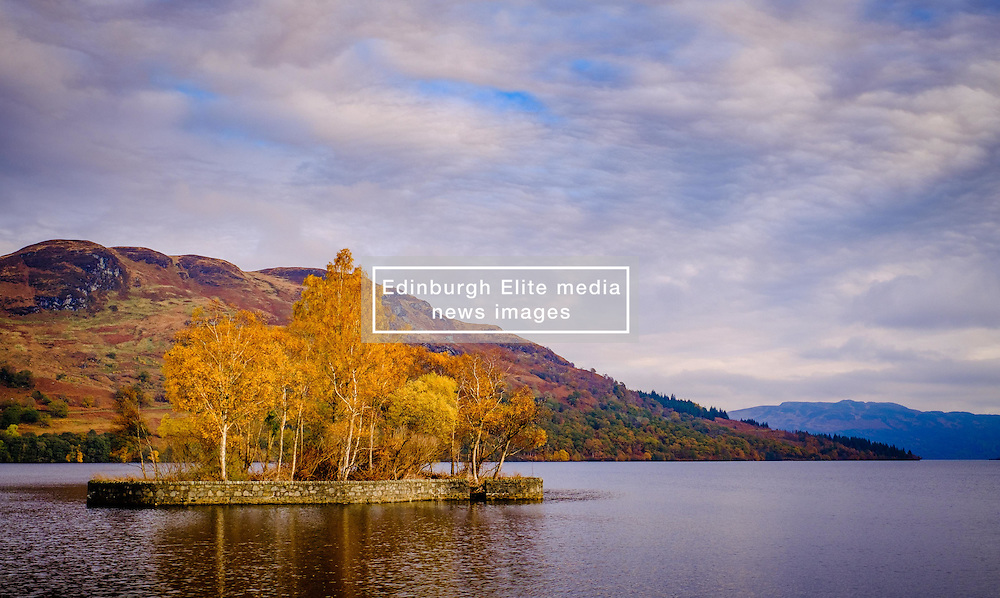 Loch Katrine at Stronachlachar, Loch Lomond & The Trossachs National Park, Scotland<br /> <br /> (c) Andrew Wilson | Edinburgh Elite media