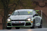 #1 Philip HOUSE VW Scirocco - JW Bird Motorsport with PH Motorsport  during Milltek Sports Volkswagen Racing Cup as part of the BRDC British F3/GT Championship Meeting at Oulton Park, Little Budworth, Cheshire, United Kingdom. April 17 2017. World Copyright Peter Taylor/PSP.