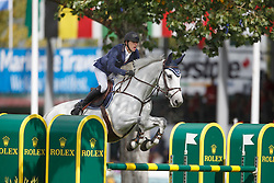 Devos Pieter, (BEL), Dylano <br /> CP International Grand Prix presented by Rolex<br /> Spruce Meadows Masters - Calgary 2015<br /> © Hippo Foto - Dirk Caremans<br /> 13/09/15