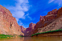 Easter Pasture Canyon, Colorado River, Glen Canyon National Recreation Area, Utah USA
