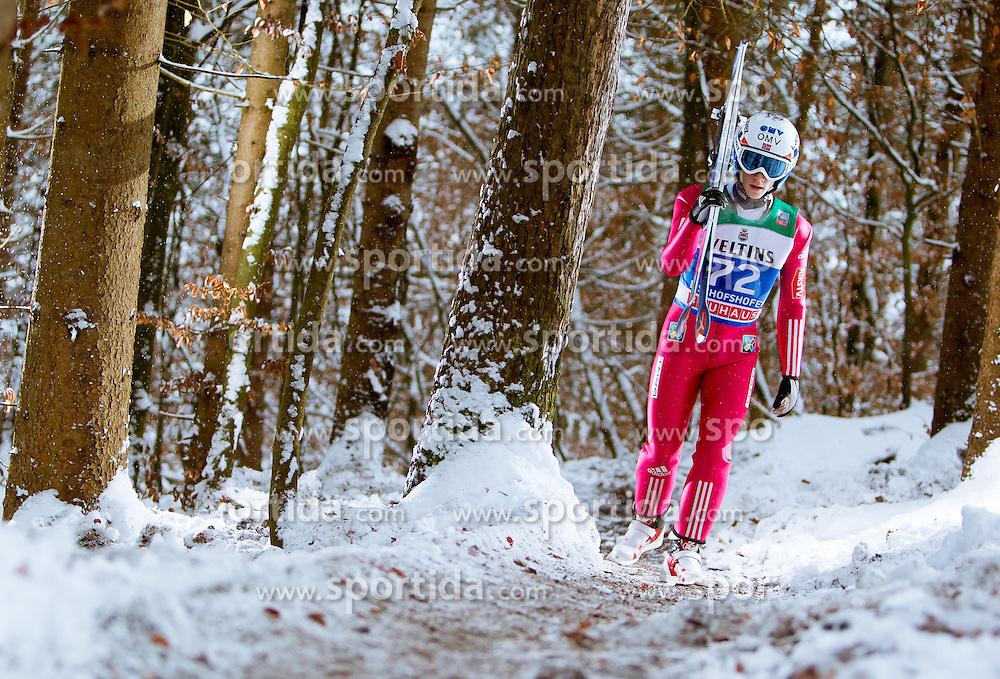 05.01.2015, Paul Ausserleitner Schanze, Bischofshofen, AUT, FIS Ski Sprung Weltcup, 63. Vierschanzentournee, Training, im Bild Anders Fannemel (NOR) // during Training of 63rd Four Hills <br /> Tournament of FIS Ski Jumping World Cup at the Paul Ausserleitner Schanze, Bischofshofen, Austria on 2015/01/05. EXPA Pictures &copy; 2015, PhotoCredit: EXPA/ JFK