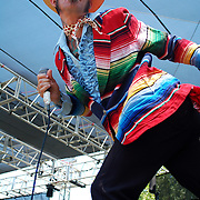 Throw Rag performing at Hootenanny 2008 in Orange County, California, USA