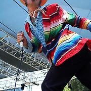 Throw Rag performing at Hootenanny 2008 in Orange County, California, USA