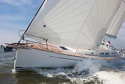 X-Yachts, Xc 50, June 24th  2010. © Sander van der Borch.