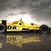 10 March 2015: D-A Lubricants announces their entry back into IndyCar racing with a sponsorship with Rahal Letterman Lanigan Racing #15 Graham Rahal IndyCar - Media Event