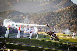 25.10.2014, Red Bull Ring, Spielberg, AUT, Red Bull Air Race, Qualifying Master Class, im Bild Nigel Lamp, (GBR) // during the Red Bull Air Race Championships 2014 at the Red Bull Ring in Spielberg, Austria, 2014/10/25, EXPA Pictures © 2014, PhotoCredit: EXPA/ M.Kuhnke