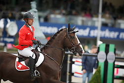 Schwizer Pius, (SUI), Giovanni van het Scheefkasteel<br /> Furusiyya FEI Nations Cup™ presented by Longines<br /> CHIO Rotterdam 2015<br /> © Hippo Foto - Dirk Caremans<br /> 19/06/15