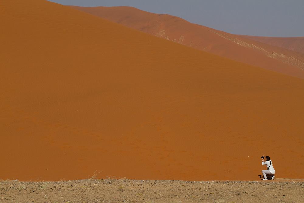 Dedvlei, Sossusvlei, Namibia.