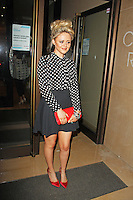 LONDON - June 19: Emily Atack at the Yahoo! Wireless Festival - Pre-Party (Photo by Brett D. Cove)