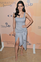 Emeraude Toubia arrives at Step Up's 14th Annual Inspiration Awards held athe Beverly Hilton in Beverly Hills, CA on Friday, June 2, 2017. (Photo By Sthanlee B. Mirador) *** Please Use Credit from Credit Field ***