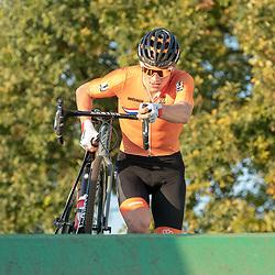 04-11-2018: Wielrennen: EK veldrijden: Rosmalen<br />Mathieu van der Poel