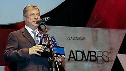 Top de Marketing ADVB 2017 ocorrido no teatro Bourbon Country. Na foto LUIZ GONZAGA VERAS MOTA, PRESIDENTE DO BANRISUL. FOTO: Marcos Nagelstein/Agência Preview