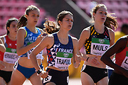 Meliss Trapeau (FRA) competes in 800 Metres Women during the IAAF World U20 Championships 2018 at Tampere in Finland, Day 1, on July 10, 2018 - Photo Julien Crosnier / KMSP / ProSportsImages / DPPI