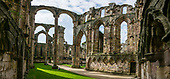 ENGLAND: Fountains Abbey, Studley Royal Park