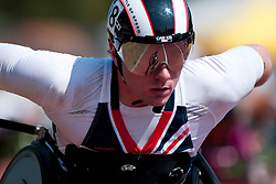 BUSHELL Mickey, GBR, 100m, T53, 2013 IPC Athletics World Championships, Lyon, France