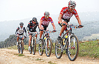 CORDOBA, SPAIN - MARCH 04:  Andalucia Bike Race on March 04, 2011 in Cordoba, Spain. (Photo by Manuel Queimadelos/SSP). .
