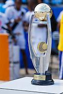 The Mundialito de Clubes trophy - Foto: Marcello Zambrana/Divulgação