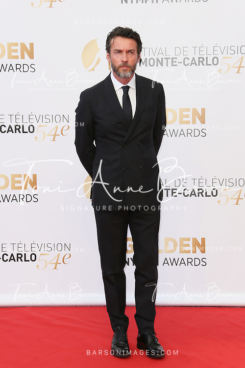MONTE-CARLO, MONACO - JUNE 11:  Alessio Boni attends the Closing Ceremony and Golden Nymph Awards of the 54th Monte Carlo TV Festival on June 11, 2014 in Monte-Carlo, Monaco.  (Photo by Tony Barson/FilmMagic)