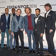 NLD/Amsterdam/20160321 - Edison Pop Awards 2016, Bewilder