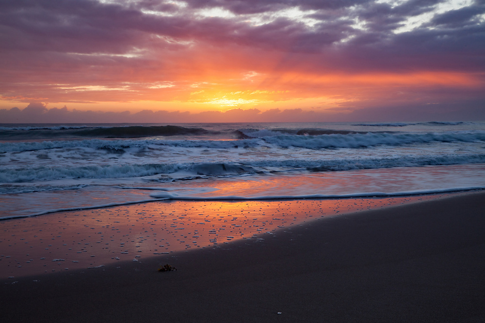 A New Day - Cape Canaveral National Seashore, FL