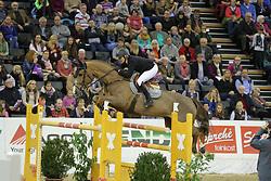 Kayser, Julia Sterrehof´s Ushi<br /> Oldenburg - Oldenburger Pferdetage 2013<br /> Grosser Preis Springen<br /> © www.sportfotos-lafrentz.de / Stefan Lafrentz