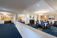 Architectural interior images of Brightview Annapolis Senior Living by Jeffrey Sauers of Commercial Photographics