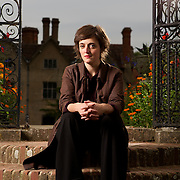 Lucy Reid - National Trust manager at Packwood House. 5.10 pm 31st October 2013   <br />