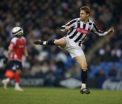WEST BROMWICH, ENGLAND - Saturday, December 15, 2007: West Bromwich Albion's Zoltan Gera during the League Championship match against Charlton Athletic at the Hawthorns. (Photo by David Rawcliffe/Propaganda)