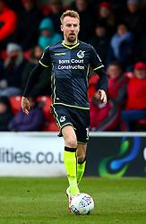 Chris Lines of Bristol Rovers - Mandatory by-line: Robbie Stephenson/JMP - 02/04/2018 - FOOTBALL - Highbury Stadium - Fleetwood, England - Fleetwood Town v Bristol Rovers - Sky Bet League One