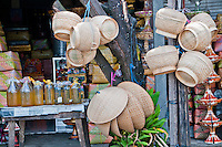 Country market near Tabanan, Bali, Indonesia