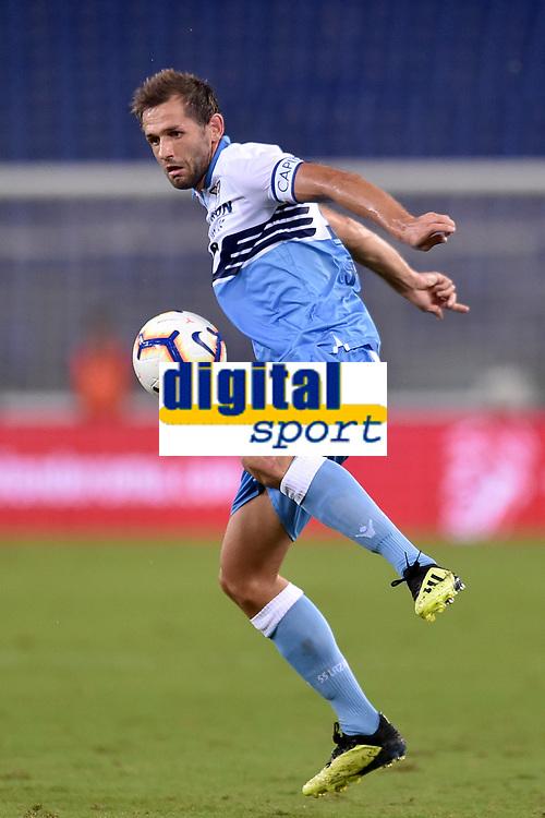 Senad Lulic Lazio.<br /> Roma 02-09-2018 Stadio Olimpico Calcio Serie A 2018/2019 Lazio - Frosinone<br /> Foto Antonietta Baldassarre/ Insidefoto