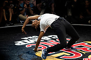 B girl Macca during Red Bull BC One Houston, TX May 18, 2019