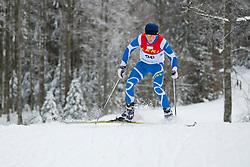 RESHETYNSKIY laroslav Guide: KHURTYK Dmytro, Biathlon Middle Distance, Oberried, Germany