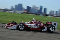 Scott Dixon, Edmonton Indy, Edmonton City Centre Airport, Edmonton, Alberta, CAN 7/24/2001