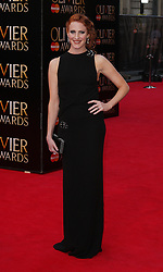 Rosalie Craig attends The Laurence Olivier Awards at the Royal Opera House, London, United Kingdom. Sunday, 13th April 2014. Picture by i-Images