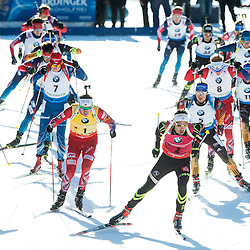 20141221: SLO, Biathlon - IBU Biathlon World Cup Pokljuka, Men 15 km Mass Start