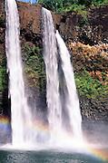 Wailua Falls, Kauai, Hawaii