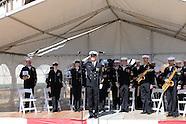 USS Zumwalt Christening April 2014