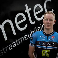 26-02-2016: Wielrennen: Persmoment Metec CT: Arnhem<br />ARNHEM (NED) wielrennen  <br />Tijmen Eising (Emmen)