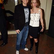 Harpengala 2005, John Ewbank en Viviane Reys