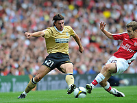 Photo: Tony Oudot/Richard Lane Photography. Arsenal v Juventus. Emirates Cup. 02/08/2008. <br />