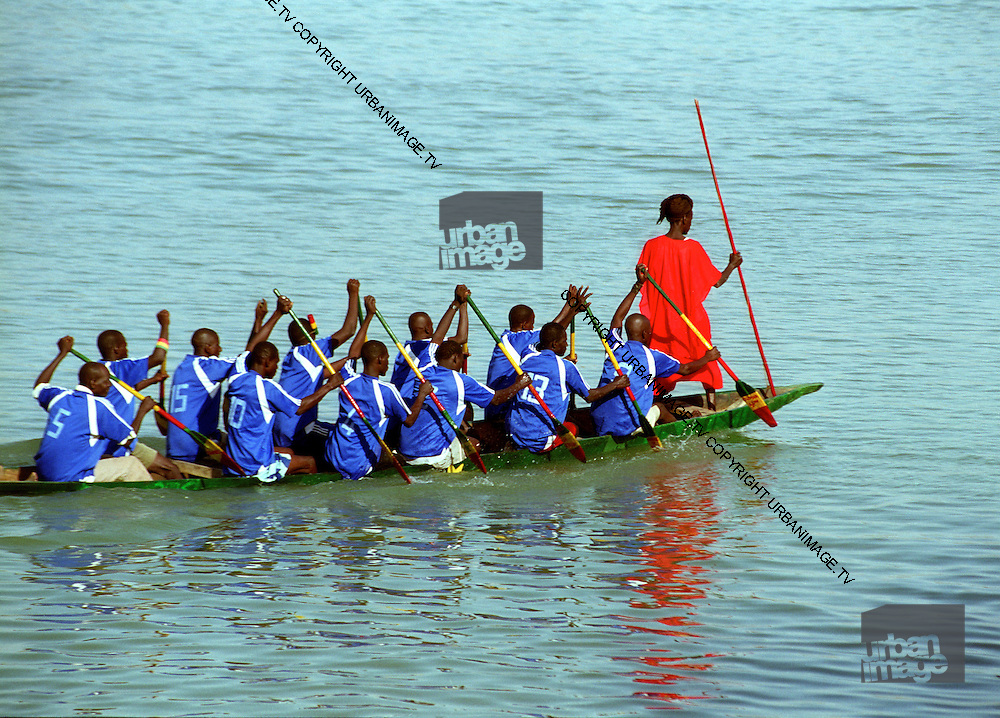 Team Senegal Boat race - Matam Senegal