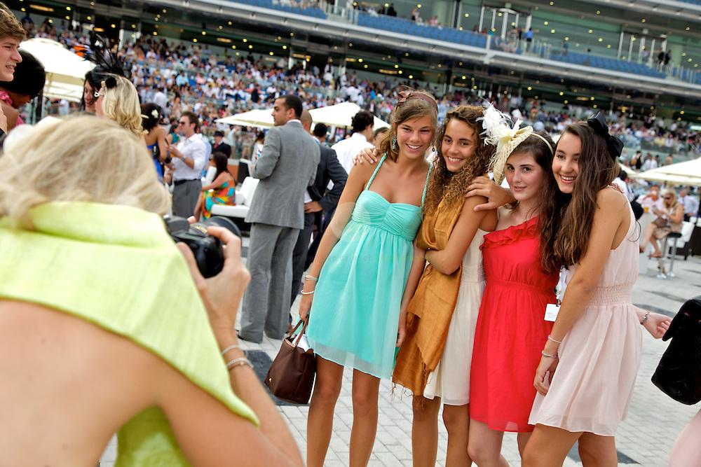 Say Cheese, II. Visitors at DWC 2010