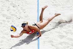 20140606 ITA: EK Beachvolleybal, Cagliari