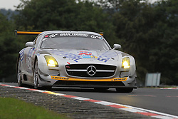 23.06.2011, GER, Motorsport, 24 H Rennen Nürburgring, im Bild Race and Event (Heinz SCHMERSAL, Christoph KOSLOWSKI, Stephan ROESLER), EXPA Pictures © 2011, PhotoCredit: EXPA/ A. Neis