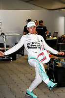 ROSBERG nico (ger) mercedes gp mgp w06 ambiance portrait during the 2015 Formula One World Championship, Grand Prix of Canada from June 05th to 7th 2015,  in Montreal. Photo DPPI.
