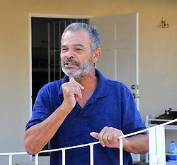 "*PREMIUM EXCLUSIVE NO WEB UNTIL 1400 EDT 10TH APRIL* Rihanna's dad Ronald Fenty has told how he thought he was going to die after being stricken with Covid-19 - weeks after the superstar donated $5 million to fight the killer virus. The desperately worried singer and fashion mogul called every day to check on her father's condition as he spent 14 days fighting for life in a Barbados hospital. Three people on the holiday, island, a favorite of celebrities including Simon Cowell and Mark Wahlberg, have so far died of the virus. ""My daughter Robyn (Rihanna's real name) was checking in on me every day,"" said Ronald. ""I thought I was going to die to be honest. I have to say 'I love you so much Robyn.' She did so much for me. I appreciate everything she had done."" Somehow Rihanna even managed to have a potentially life-saving ventilator for her father shipped from the States to the Caribbean island. Ronald is now recovering at the luxury home the singer brought for him in the parish of St James. Ronald was twice tested and declared virus free before being allowed to go home. Rihanna, born and raised on Barbados, made her huge donation to help fight the pandemic in the U.S. and across the globe through her Clara Lionel Foundation - named after her beloved he's mother. Rihanna's massive donation is earmarked for local food banks serving at-risk communities and the elderly and to promote acceleration of coronavirus testing and care in countries like Haiti and Malawi, as well as the mobilization of resources and additional capacity and support for Native communities. Rihanna's funds are also being used to buy protective equipment for frontline health workers and diagnostic labs, to establish and maintain intensive care units, to accelerate the development of vaccines and other therapies across the globe, to train healthcare workers, and to distribute critical respiratory supplies. Ronald spoke of his terrifying life or death battle aftwr spending the l"