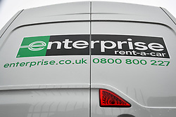 Embargoed to 0001 Saturday April 28 A general view of a Enterprise rental vehicle in Bristol, as the company was the highest rated worldwide vehicle rental firm with 78\% in an annual survey by Which? Travel magazine. Budget firm InterRent car hire has recorded the lowest customer satisfaction rating of any operator in seven years, according to the consumer group.