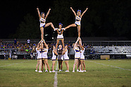 Raider Cheerleaders Sept 6, 2013