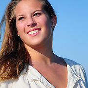 Sept 3, 2008 -- Senior Portraiture of Charlotte Eaton, Age 18. Photo by Roger S. Duncan.